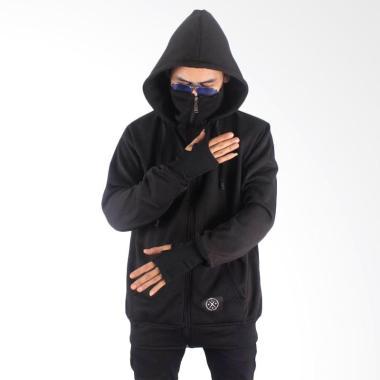 harga RF Ninja Jaket Hoodie Pria Blibli.com