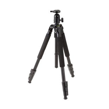 Weifeng WF-3642B Portable Lightweight Tripod Video & Camera - Black