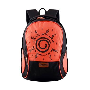 Catenar CCP18 Naruto Backpack Tas Sekolah Anak Laki-laki