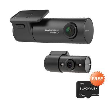 Blackvue DR590W-2CH IR Kamera Mobil ... i/ 2] + Free MicroSD 16GB