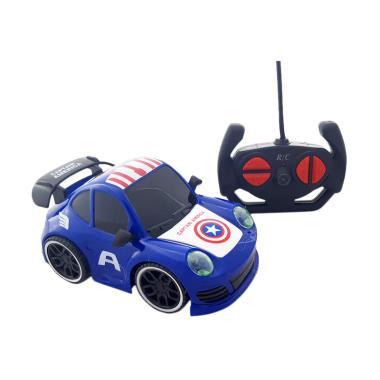 HKO ZR2043 Avengers Mainan Remote Control - Biru 3e5f93768b