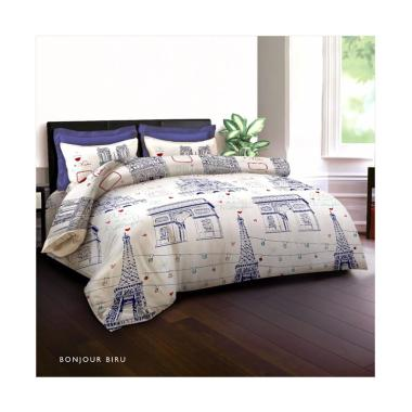 King Rabbit Motif  Bonjour Set Sprei
