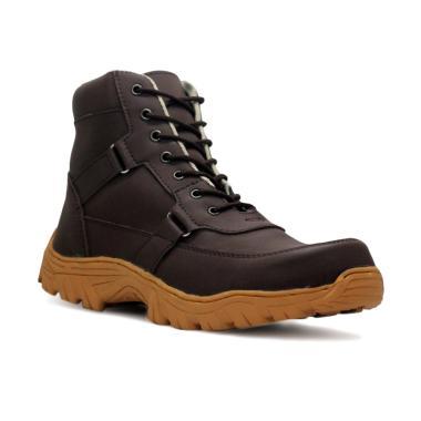 Daftar Harga Sepatu Pria Kulit Asli Cut Engineer Terbaru Maret 2019 ... b914a88694