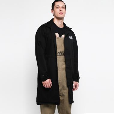 Wellborn Prime Saint Long Coat Black