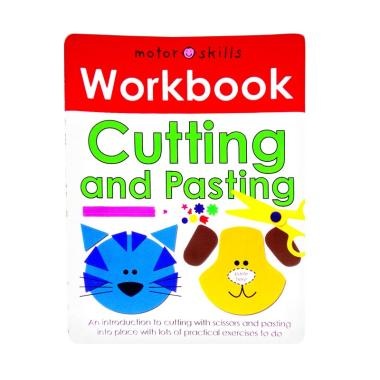 harga Priddy Books Genius Motor Skills Workbook : Cutting and Pasting Buku Anak Blibli.com