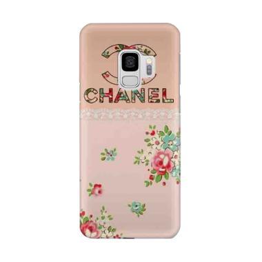 harga Indocustomcase Chanel Flower Cover Casing for Samsung Galaxy S9 Blibli.com