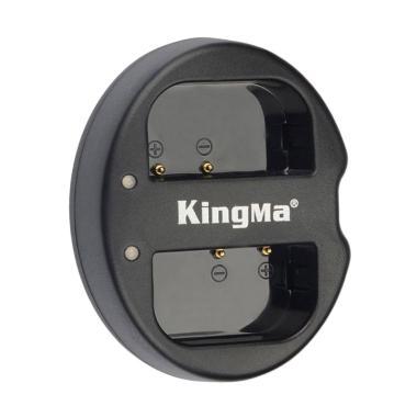 harga Kingma LP-E6 Charger for Canon EOS 80D/ 70D/ 60D/ 6D/ 6D2/ 7D/ 7D2/ 5D/ 5D2/ 5D3/ etc Blibli.com