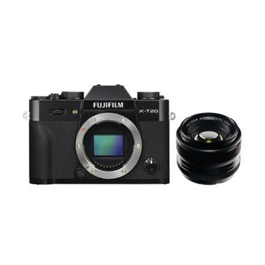 harga Fujifilm X-T20 Kit 35mm f/1.4 Kamera Mirrorles Free Instax SP2 + Sandisk Extreme 32gb By Claim Fujishopidbali Blibli.com
