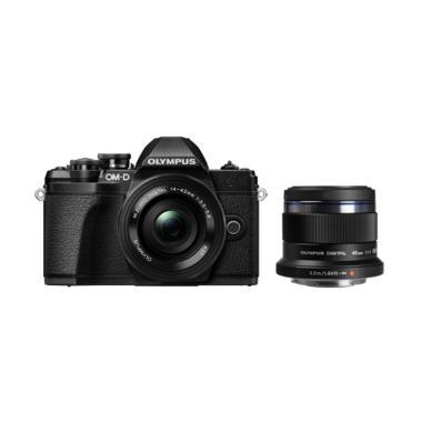 Olympus OM-D E-M10 Mark III kit 14- ... Kamera Mirrorless - Black