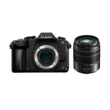 harga Panasonic Lumix DMC-G85 Body + Panasonic Lumix G Vario 45-150mm f/4-5.6 jpckemang GARANSI RESMI Blibli.com