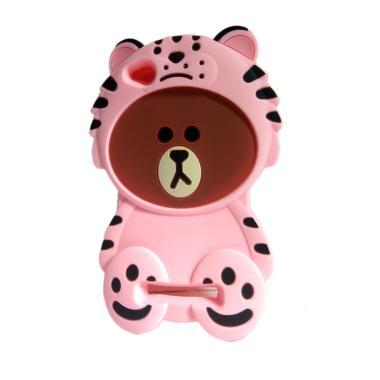 Case Papa 3D Karakter Bear Softcase Casing for ...