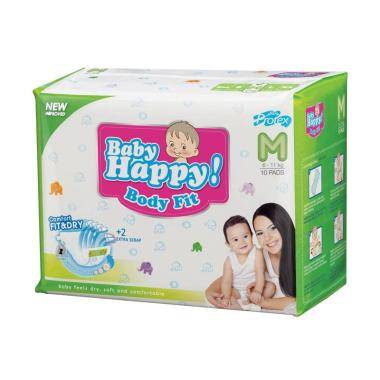 Baby Happy Diapers Tape Regular M10