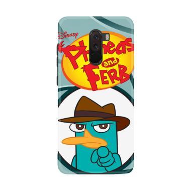 harga Flazzstore Perry Platypus W3175 Premium Casing for Xiaomi Pocophone F1 Blibli.com