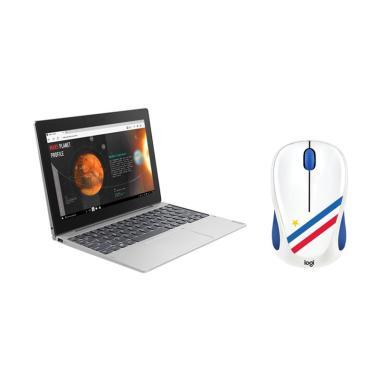 Lenovo D330 2-in-1 Laptop - Silver  ...  Mouse Soccer 2018 France