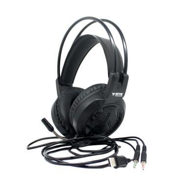 harga Kamis Ganteng - NYK HS-N07 Gaming Headset Blibli.com