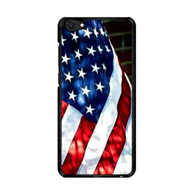 Flazzstore 4Th Of July Flag Country E0888 Premium Casing for Vivo Y71