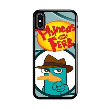 harga Flazzstore Perry Platypus W3175 Premium Casing for iPhone XS Max Blibli.com