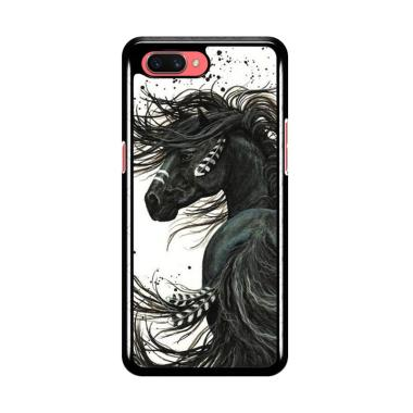Flazzstore Horse Majestic Mustang H ... g for Oppo A3S or Oppo A5