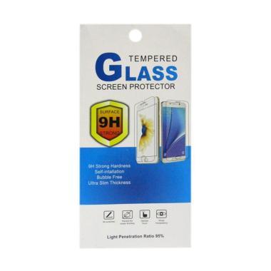 Anti Gores Kaca For Motorola Moto M Premium Tempered Glass Round Source · 9H Tempered Glass