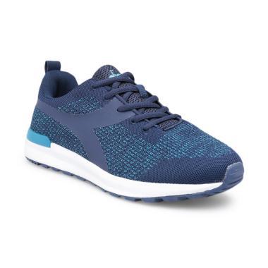Diadora Women Sportswear Oland Sepatu Olahraga Wanita - Navy White   DIACA80907NQ  4a967596e9