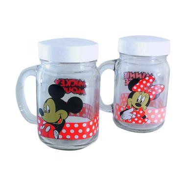 Disney Mickey Mouse Mug Jar