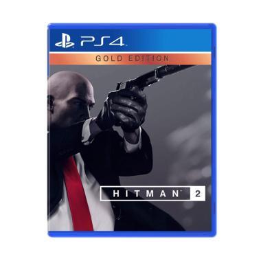 harga SONY PS4 Hitman 2 Gold Steelcase Edition DVD Game [Reg 3/ English] Blibli.com