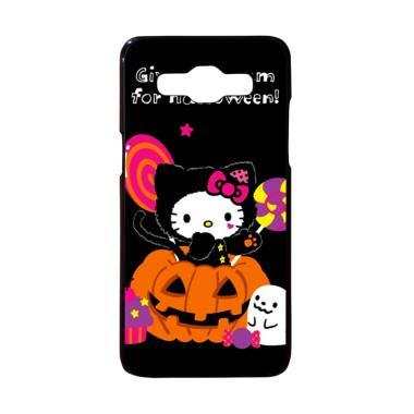 harga Bunnycase Halloween Hello Kitty Trick Or Treat 2 L1961 Custom Hardcase Casing for Samsung Galaxy J2 Prime Blibli.com