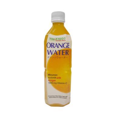 harga You.C1000 Orange Minuman Stamina [500 mL] Blibli.com