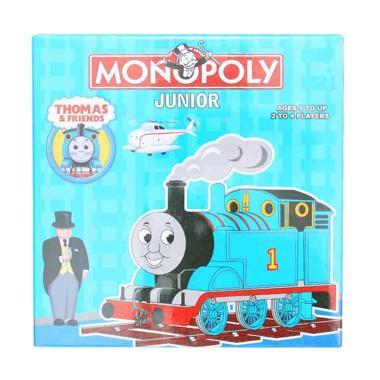 MOMO Monopoly Junior Mainan Anak