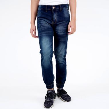 Jual Celana Jogger Jeans Pria Online - Harga Baru Termurah Maret ... 31b5edf2b0