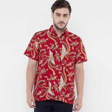 harga FBW Imlek Phoenix Shanghai Batik Shirt Pria Blibli.com