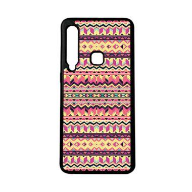 harga CARSTENEZIO Motif Batik Tribal 14 Softcase Casing for Samsung A9 2018 - Hitam Blibli.com