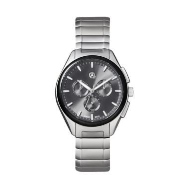 harga Mercedes-Benz Chronograph Business Jam Tangan Pria [Original] Blibli.com