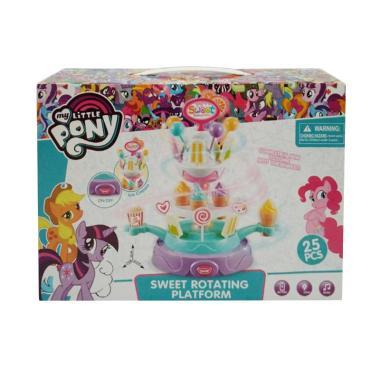 Daftar Harga Mainan Anak Bisa My Little Pony Terbaru Mei 2019