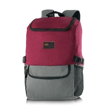 633fa046fdf3 Inficlo Laptop Tas Ransel Pria - Merah [SVA 844 BC091]