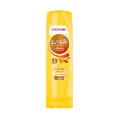 harga SUNSILK Soft & Smooth Conditioner [170 mL] - Blibli.com