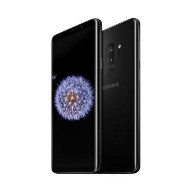 Samsung Galaxy S9 Smartphone - Midnight Black [4GB/128GB]