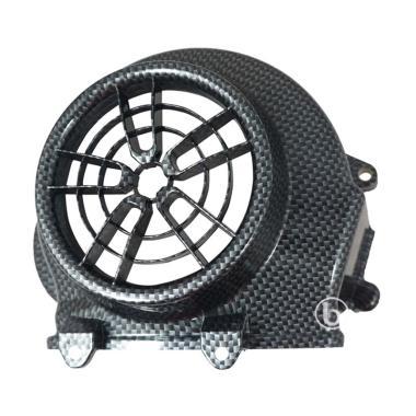 harga RPM Aksesoris Cover Kipas Motor for Honda All New Beat Fi Esp Carbon Blibli.com