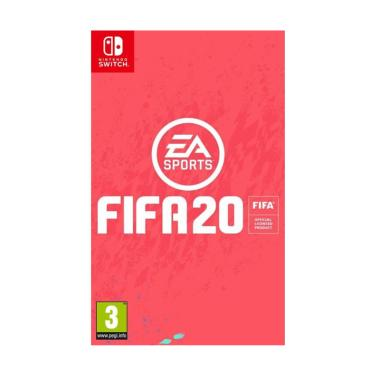 Nintendo Switch FIFA 20 Video Game