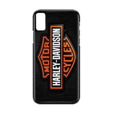 harga Cannon Case Motor Harley Davidson Logo X4357 Custom Hardcase Casing for iPhone XS Max Blibli.com