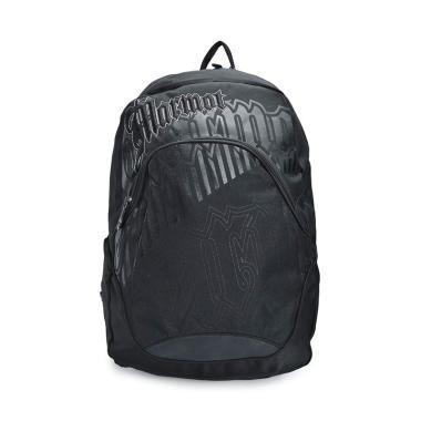 harga Marmot Backpack - Black [6048] Blibli.com