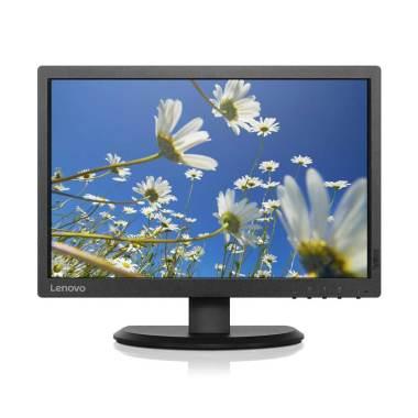 harga Lenovo ThinkVision E2054 LED Backlit LCD Monitor 19.5-inch Blibli.com