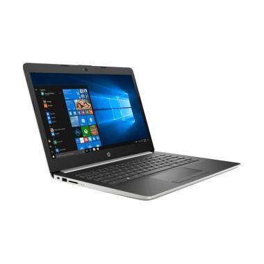 harga HP 14S - DK0126AU/DK0127AU Notebook [AMD Ryzen3-3200U/ 8GB/ 1TB+256GB SSD/ VGA/ No ODD/ 14 Inch/ Win10 Home] Silver Blibli.com