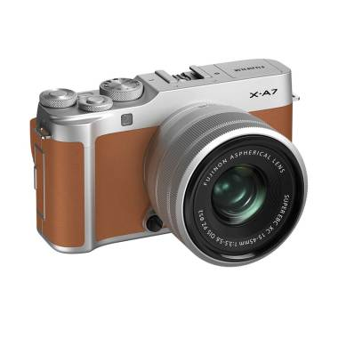 harga Fujifilm X-A7 Kit XC 15-45mm Kamera Mirrorless & Sandisk Xtreme 32GB Blibli.com
