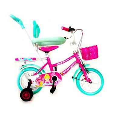 harga Atlantis Gempita 12 Sandaran Stick Pengaman Roda Empat Sepeda Anak Blibli.com