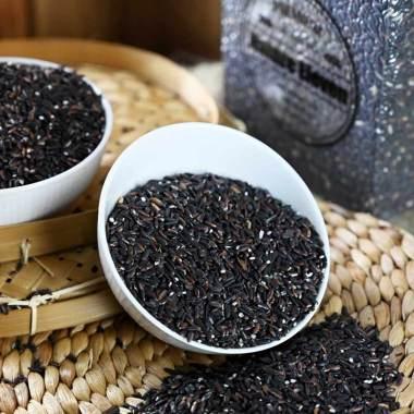 harga Beras Hitam Organik - Organic Black Rice BERKUALITAS Blibli.com