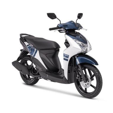 Yamaha Mio S Sepeda Motor [VIN 201/ OTR Jabodetabek]
