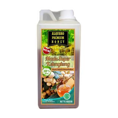 harga Al Qubro Premium Honey Kelengkeng Madu Murni [1 kg/ Surabaya/ Original] Blibli.com