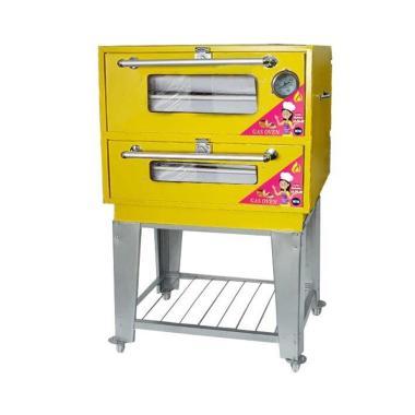 harga ZEPPELIN Artisan Gas Oven 2 Pintu [60 cm] Blibli.com