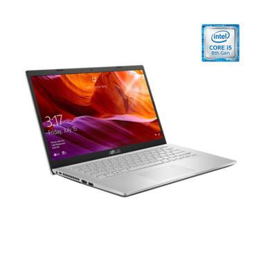 harga Asus A409FJ-EK551T Notebook - Silver [Core i5-8265/ 4GB/ SSD 512GB/MX230 2 GB/ 14 Inch/ Win 10] Blibli.com
